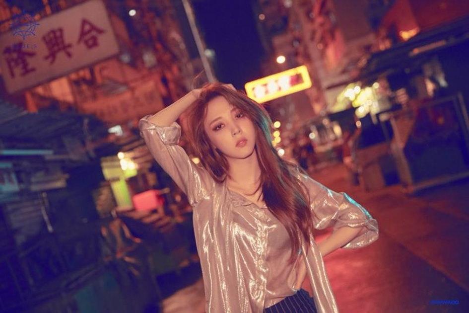 Kpop Mamamoo Moonbyul