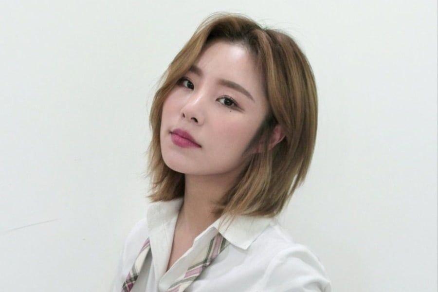 Kpop Mamamoo Wheein rouge à lèvres