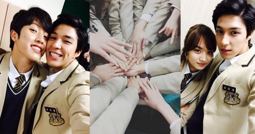 Сонёль Infinite кпоп Hi! School Love On