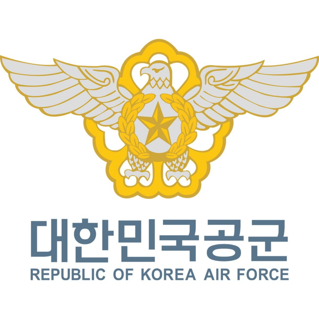 Armée de l'air Corée du Sud