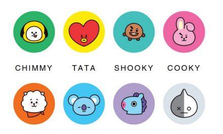 BT21: персонажи, характеры, участники BTS