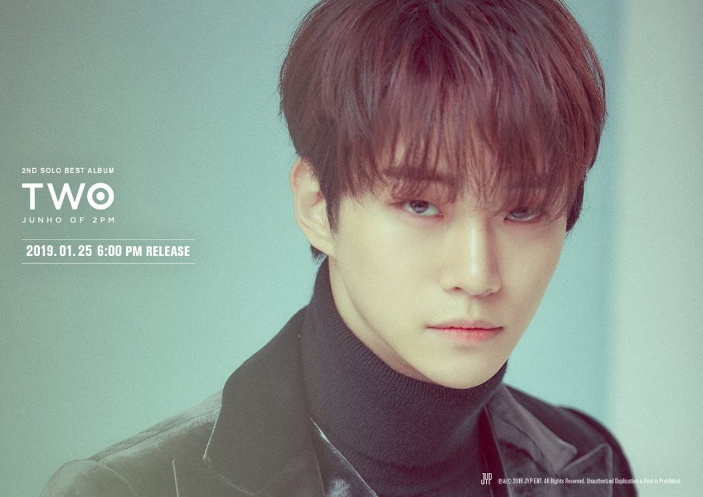 Ли джунхо 2PM кпоп 2019 фото