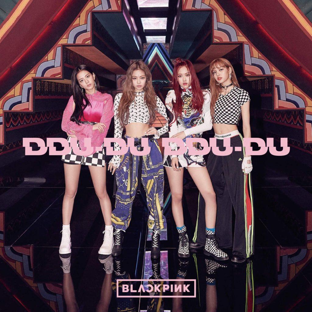 льбом сингл blackpink DDU-DU DDU-DU