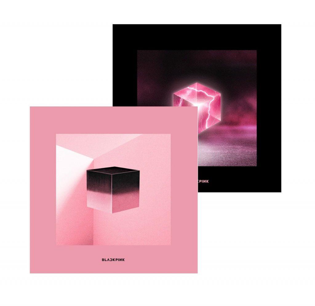 купить кпоп альбом blackpink square up