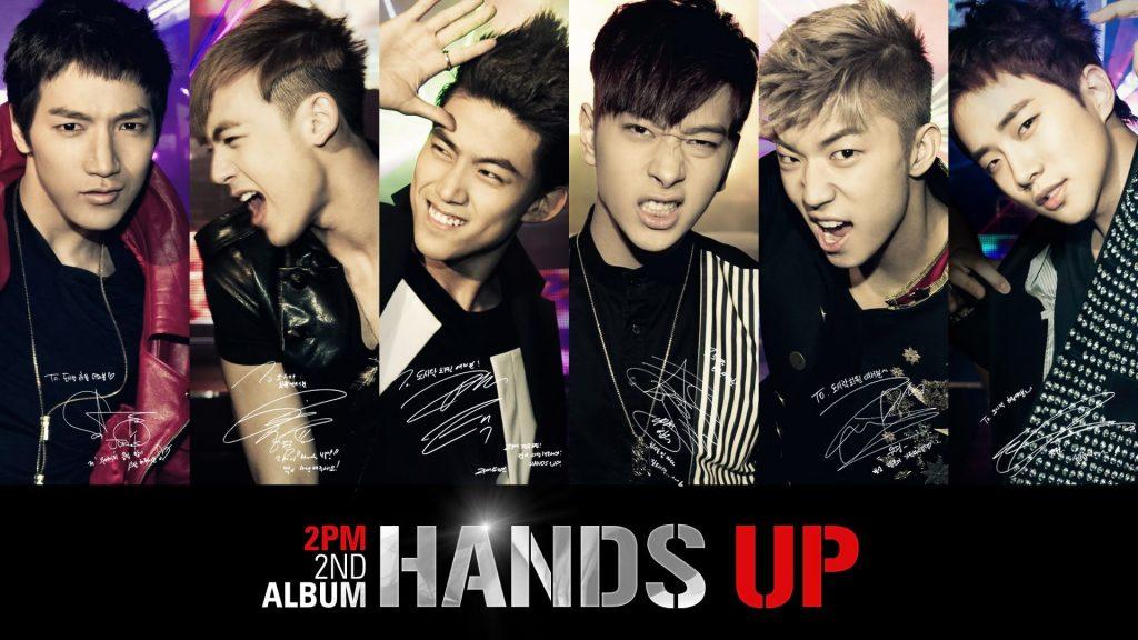 2pm Hands Up кпоп эра фото