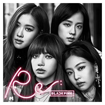 Premier album Japonais des BLACKPINK Re:Blackpink