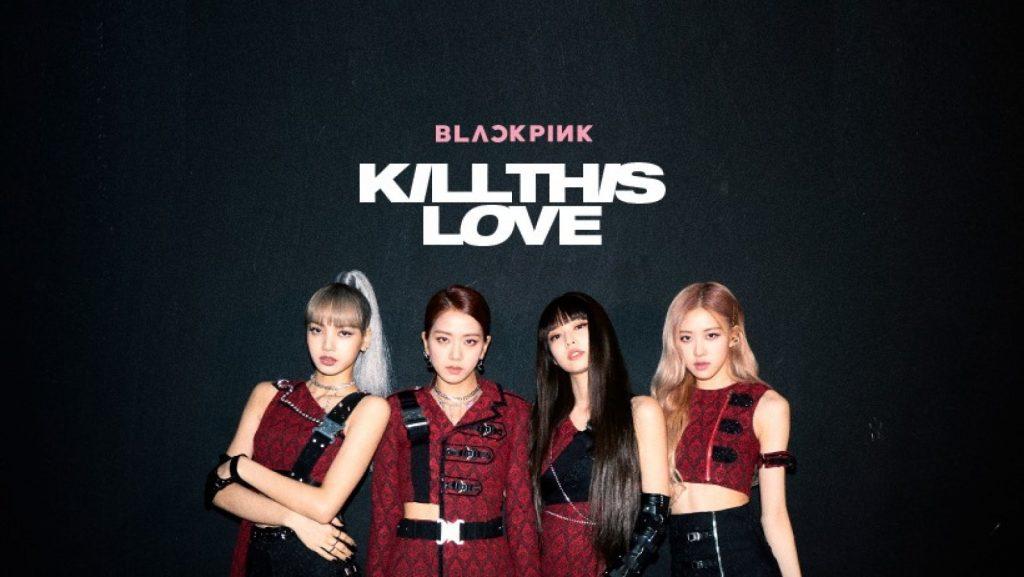 Album BLACKPINK Kill this love