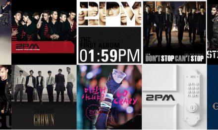 Альбомы 2PM