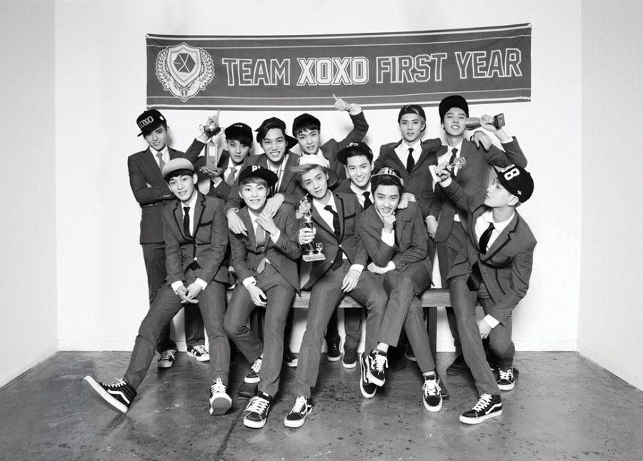 кпоп эра exo Growl описание фото клип трек