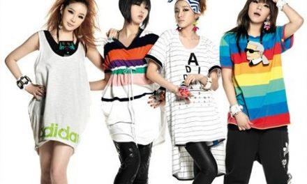 Эры 2NE1 (фотографии, клипы)