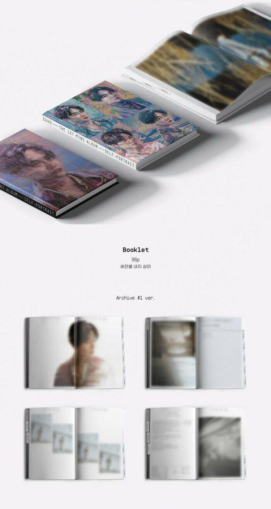 купить кпоп Альбом Сухо (EXO) - Self-Portrait