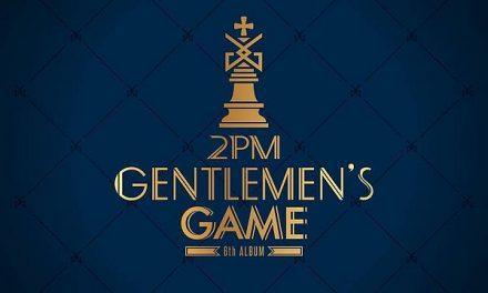 Альбом 2PM – Gentlemen`s Game