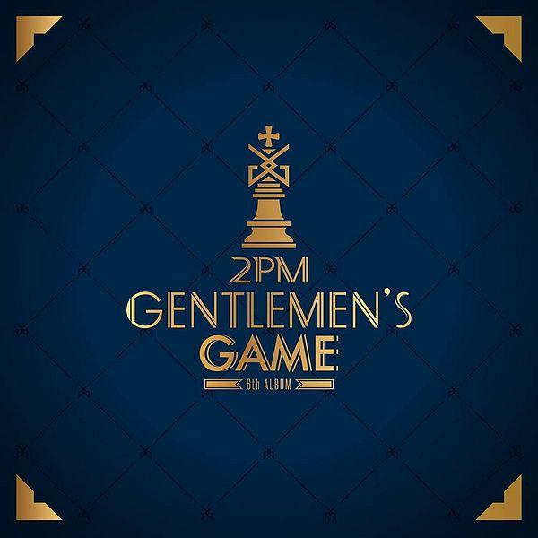 ALBUM 2PM – GENTLEMEN'S GAME