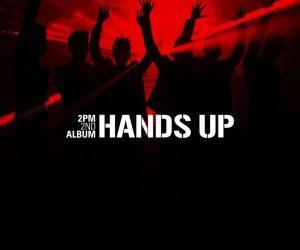 ALBUM 2PM – Hands up