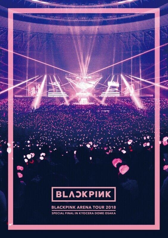 японский альбом BLACKPINK