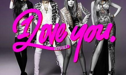 Сингл Альбом 2NE1 – I love you