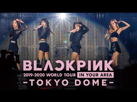купить японский кпоп альбом BLACKPINK 2019-2020 WORLD TOUR IN YOUR AREA TOKYO DOME