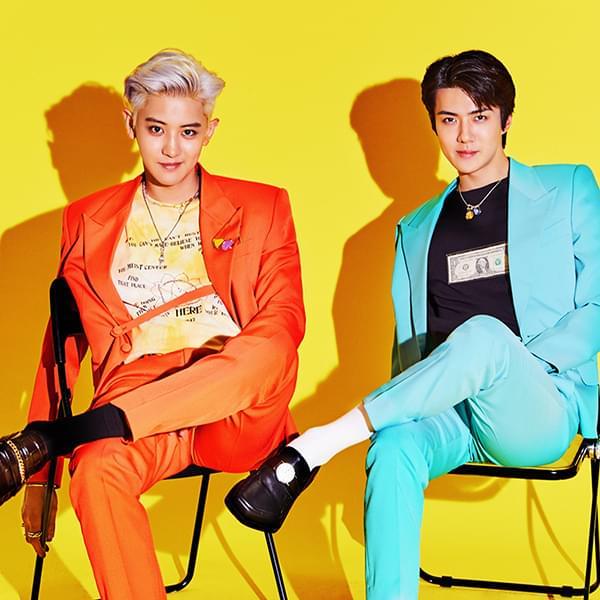 купить кпоп альбомы EXO-SC описание треки распаковка фото