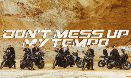 Альбом EXO – Don't Mess Up My Tempo