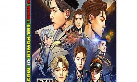 Альбом EXO – The Power Of Music