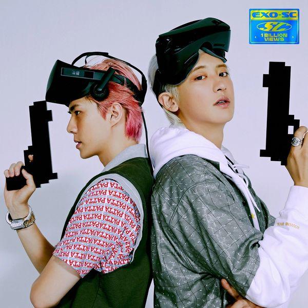 купить кпоп альбом EXO-sc 1 Eogbyu 1 Billion Views описание треки распаковка фото