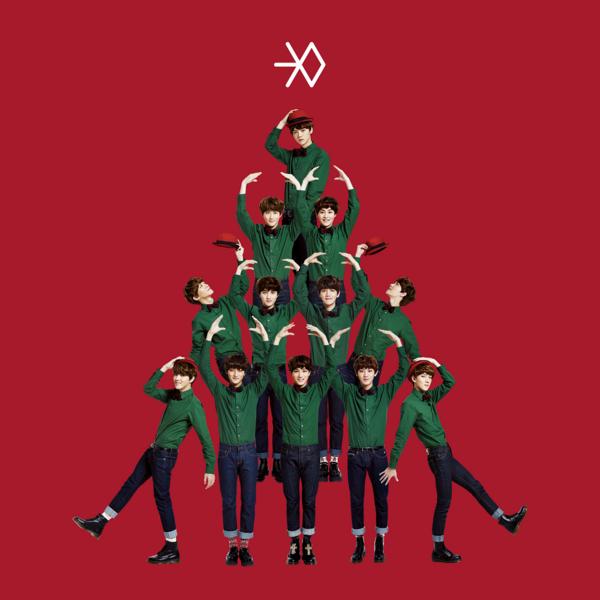 купить кпоп альбом exo Miracles in December описание треки распаковка фото