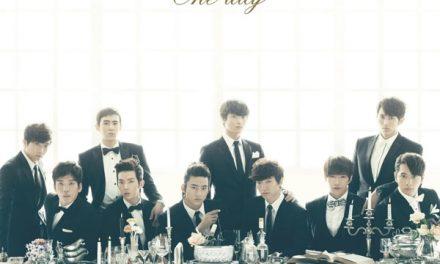 Японский альбом 2PM & 2AM – One Day