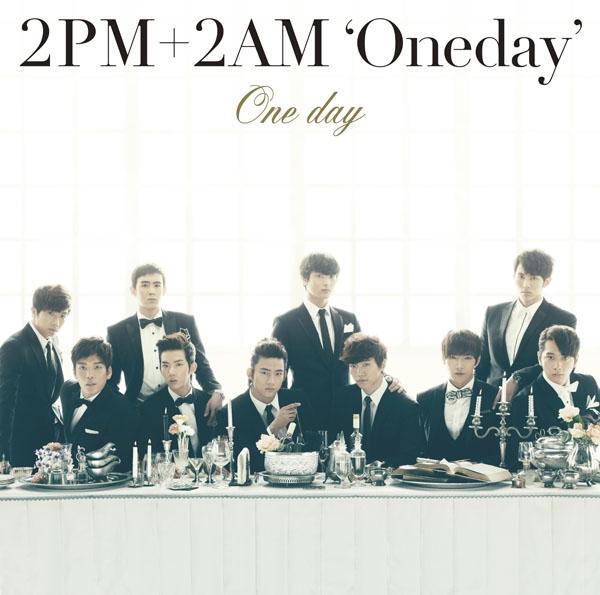 купить японский кпоп альбом 2PM 2am one day описание распаковка треки фото