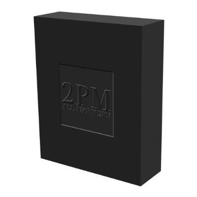 купить японский кпоп альбом 2PM - All About 2PM описание распаковка треки фото