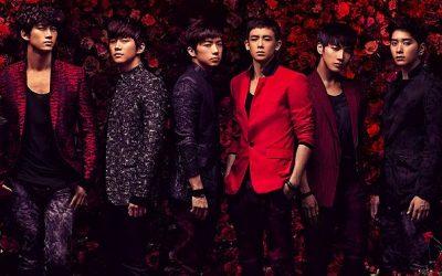 JAPANESE ALBUM 2PM – BEAUTIFUL