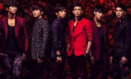 Японский альбом 2PM – Beautiful