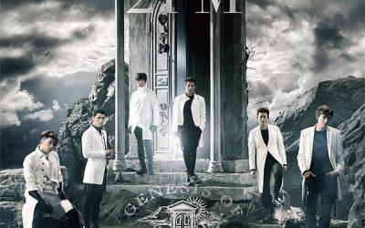 JAPANESE ALBUM GENESIS OF 2PM