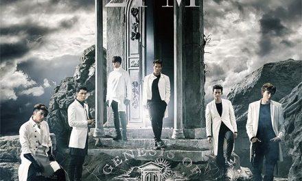 Японский альбом Genesis of 2PM