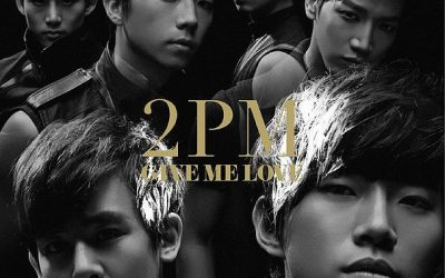 JAPANESE ALBUM 2PM – GIVE ME LOVE