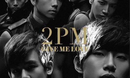Японский альбом 2PM – Give Me Love