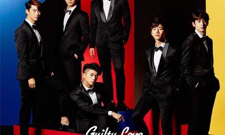Японский альбом 2PM – Guilty Love