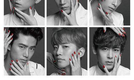 Японский альбом 2PM – Higher