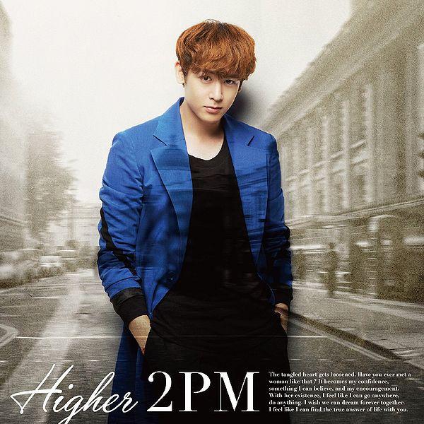 купить японский кпоп альбом 2PM - Higher (Limited C) описание распаковка треки фото