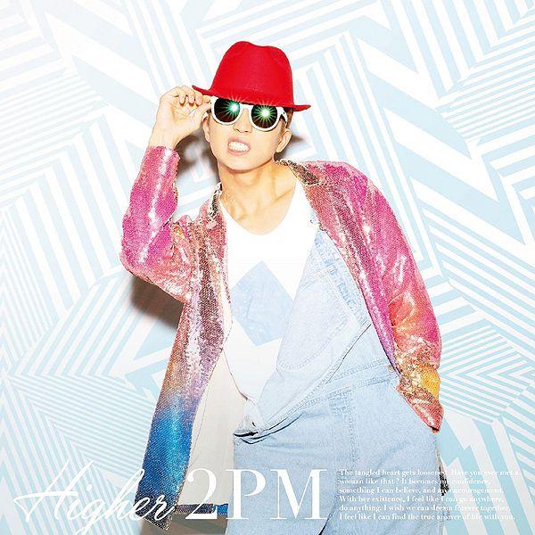 купить японский кпоп альбом 2PM - Higher (Limited e) описание распаковка треки фото