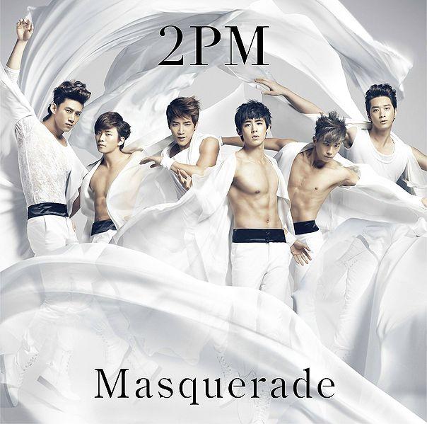 купить японский кпоп альбом 2PM - MASQUERADE описание распаковка треки фото