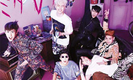 Японский альбом 2PM – Midaretemina