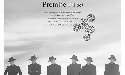 Японский альбом 2PM – Promise (I'll be) -Japanese ver.-