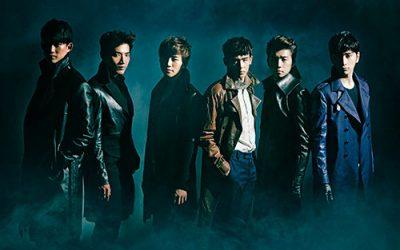 JAPANESE ALBUM 2PM – WINTER GAMES