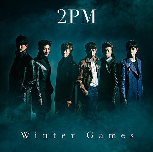 купить японский кпоп альбом 2PM - WINTER GAMES описание распаковка треки фото