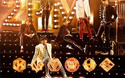 JAPANESE ALBUM 2PM OF 2PM