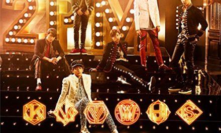 Японский альбом 2PM – 2PM OF 2PM