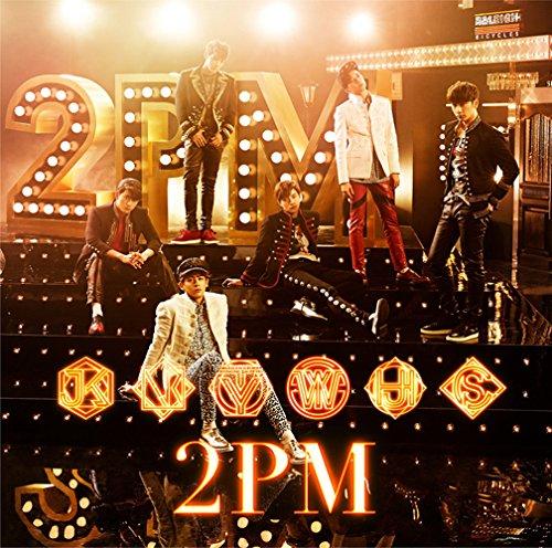купить японский кпоп альбом 2PM of 2PM описание распаковка треки фото