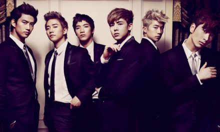 Японский альбом 2PM – I'm Your Man