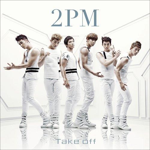 купить японский кпоп альбом 2pm Take Off описание распаковка треки фото
