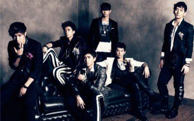 JAPANESE ALBUM 2PM – ULTRA LOVER
